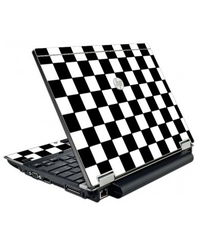 Checkered HP EliteBook 2540P Laptop Skin