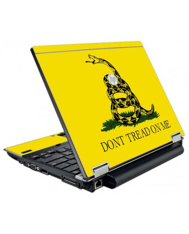 Dont Tread On Me HP Elitebook 2540P Laptop Skin