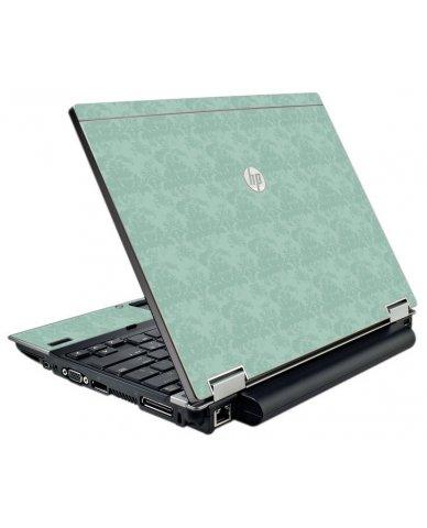 Dreamy Damask HP EliteBook 2540P Laptop Skin
