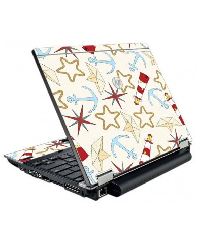 Nautical Lighthouse HP Elitebook 2540P Laptop Skin