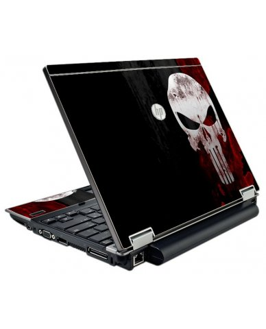 Punisher Skull HP EliteBook 2540P Laptop Skin