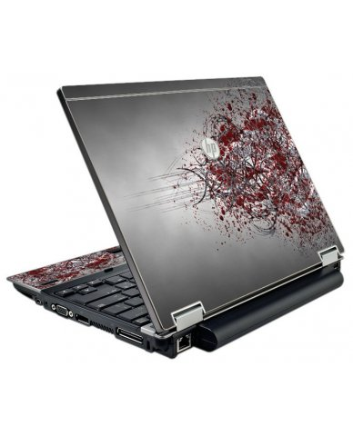 Tribal Grunge HP EliteBook 2540P Laptop Skin