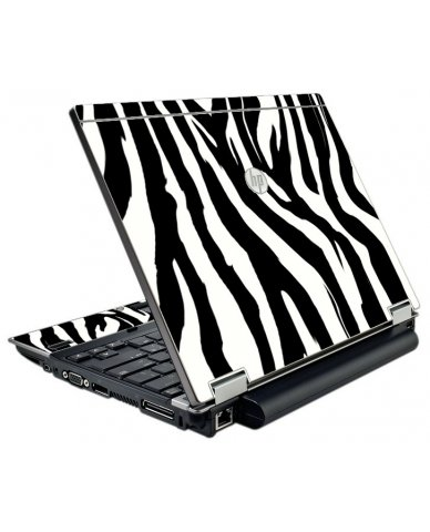 Zebra HP EliteBook 2540P Laptop Skin