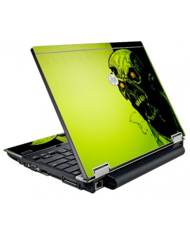 Zombie Face HP EliteBook 2540P Laptop Skin