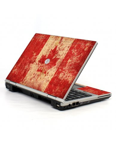 Canada Flag HP EliteBook 2560P Laptop Skin