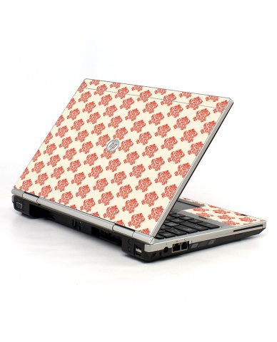 Flower Burst HP EliteBook 2560P Laptop Skin