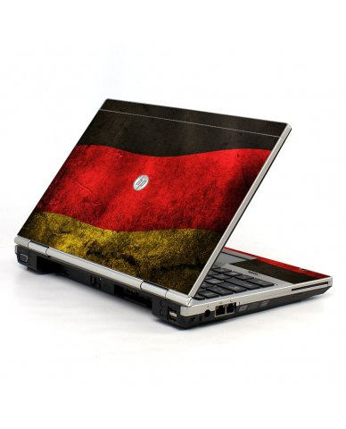 German Flag HP EliteBook 2560P Laptop Skin