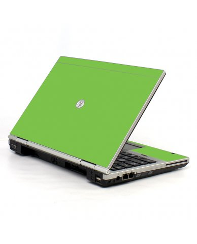 Green HP EliteBook 2560P Laptop Skin