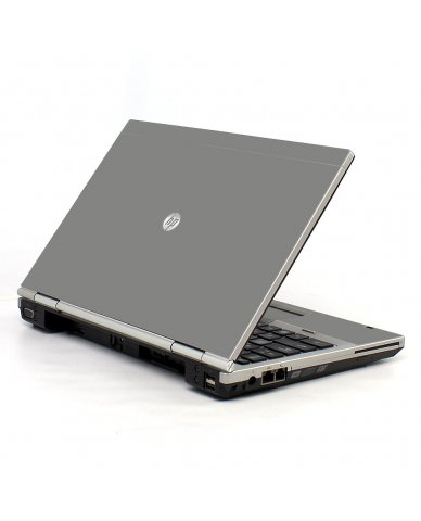 Grey/Silver HP EliteBook 2560P Laptop Skin