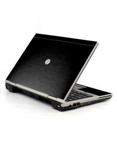 Mts Black HP EliteBook 2560P Laptop Skin