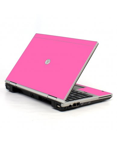 Pink HP EliteBook 2560P Laptop Skin