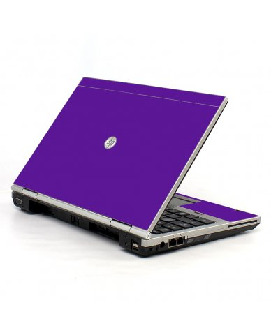 Purple HP EliteBook 2560P Laptop Skin