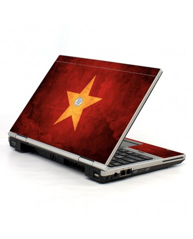 Vietnam Flag HP EliteBook 2560P Laptop Skin
