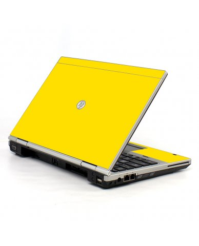 Yellow HP EliteBook 2560P Laptop Skin
