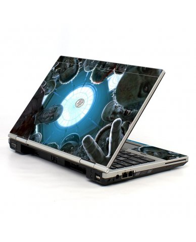 Zombie Horde HP EliteBook 2560P Laptop Skin