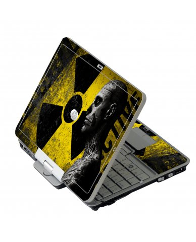 Biohazard Zombie HP EliteBook 2730P Laptop Skin