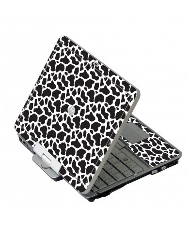 Black Giraffe HP EliteBook 2730P Laptop Skin
