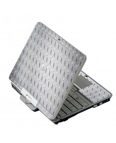 Diamond Plate HP EliteBook 2730P Laptop Skin