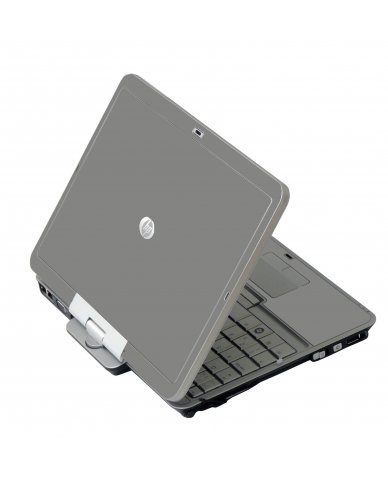 Grey/Silver HP EliteBook 2730P Laptop Skin