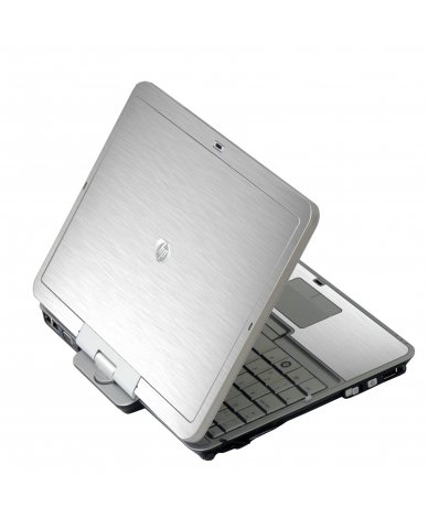 Mts #1 Textured Aluminum HP EliteBook 2730P Laptop Skin
