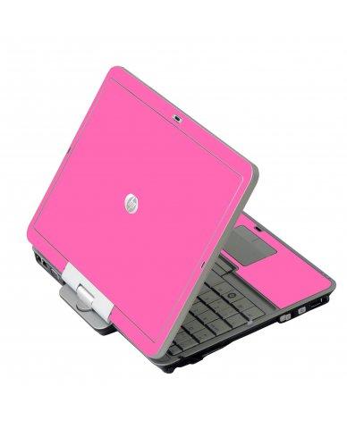 Pink HP EliteBook 2730P Laptop Skin