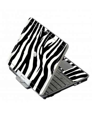 Zebra HP EliteBook 2730P Laptop Skin