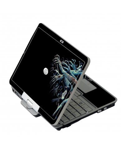 Zombie Hands HP EliteBook 2730P Laptop Skin