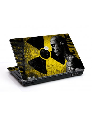 Biohazard Zombie HP ProBook 6455B Laptop Skin