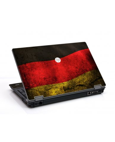 German Flag HP ProBook 6455B Laptop Skin
