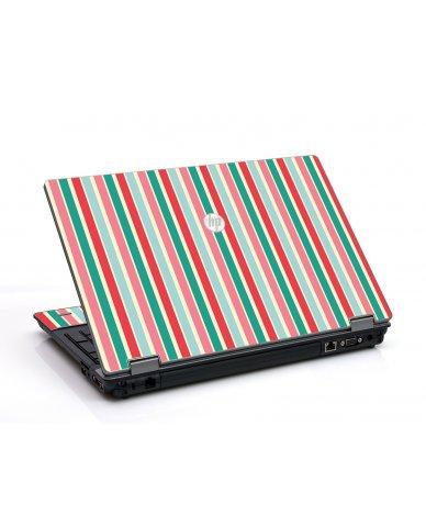 Gum Stripes HP ProBook 6455B Laptop Skin
