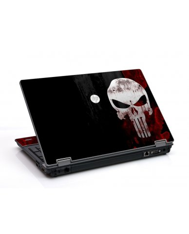 Punisher Skull HP ProBook 6455B Laptop Skin