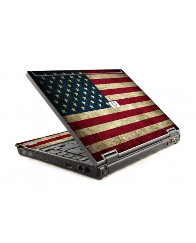 American Flag HP Compaq 6910P Laptop Skin