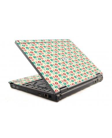 Big Top HP Compaq 6910P Laptop Skin