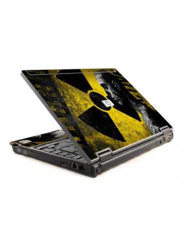 Biohazard Zombie HP Compaq 6910P Laptop Skin
