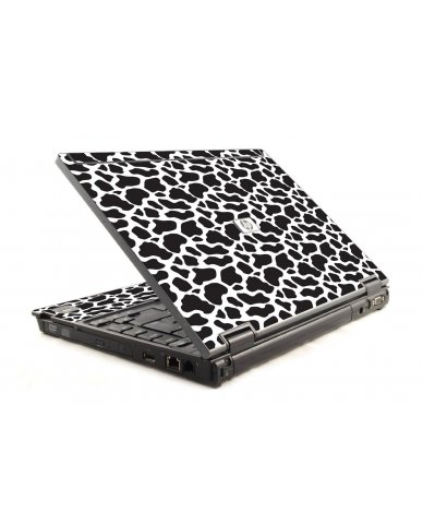 Black Giraffe HP Compaq 6910P Laptop Skin