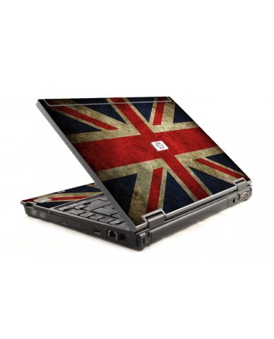 British Flag HP Compaq 6910P Laptop Skin