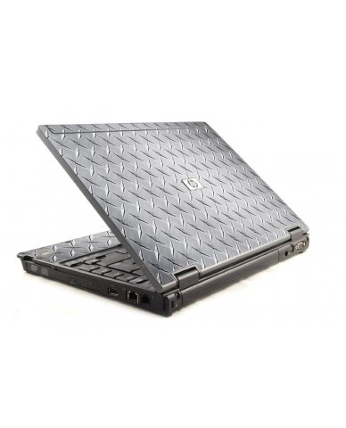 Diamond Plate HP Compaq 6910P Laptop Skin