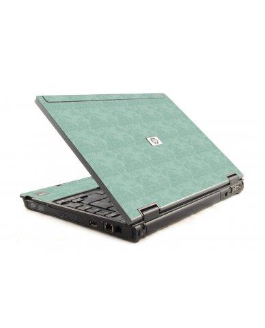 Dreamy Damask HP Compaq 6910P Laptop Skin