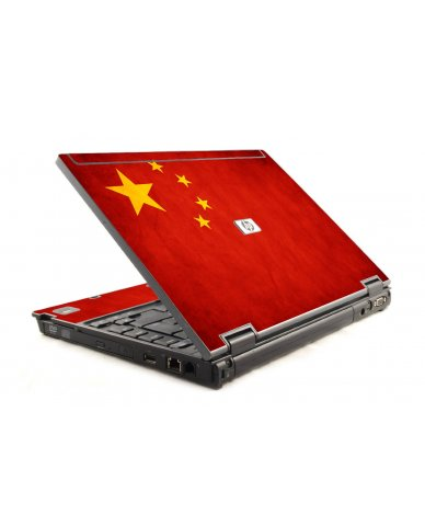 Flag Of China HP Compaq 6910P Laptop Skin