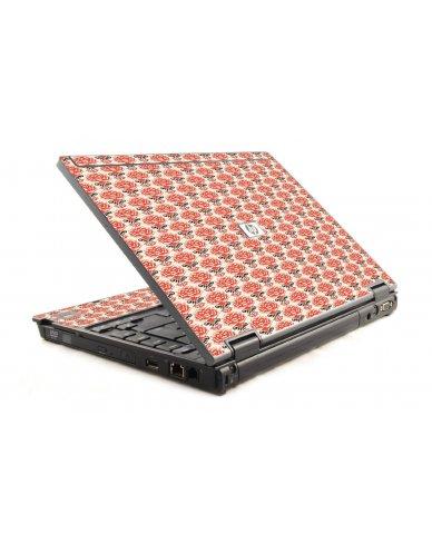 Flower Versailles HP Compaq 6910P Laptop Skin