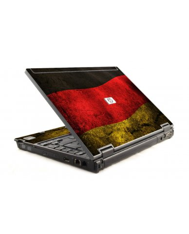 German Flag HP Compaq 6910P Laptop Skin