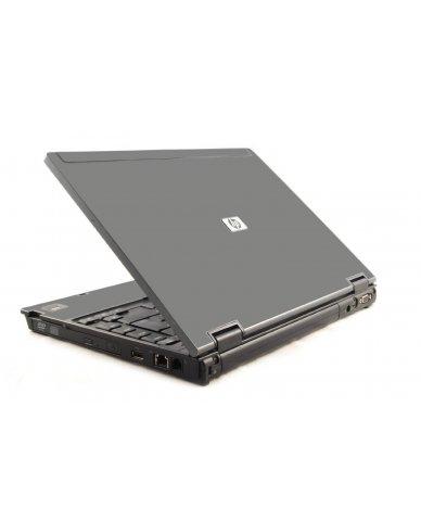 Grey/Silver HP Compaq 6910P Laptop Skin