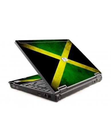 Jamaican Flag HP Compaq 6910P Laptop Skin