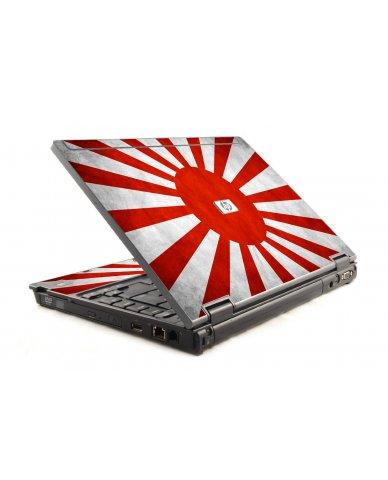 Japanese Flag HP Compaq 6910P Laptop Skin