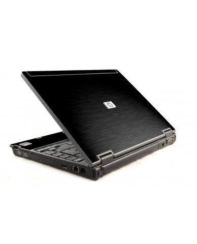 Mts Black HP Compaq 6910P Laptop Skin