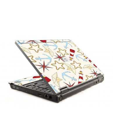 Nautical Lighthouse HP Compaq 6910P Laptop Skin