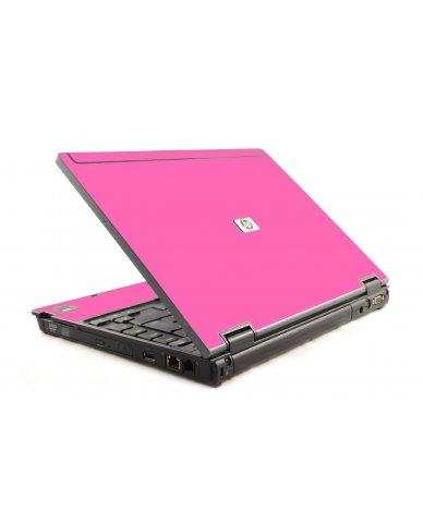 Pink HP Compaq 6910P Laptop Skin