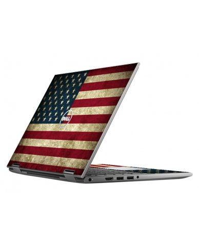 AMERICAN FLAG DELL INSPIRON 5368 SKIN