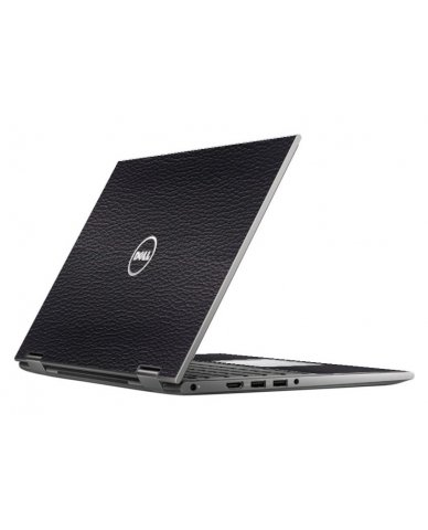 BLACK LEATHER DELL INSPIRON 5368 SKIN