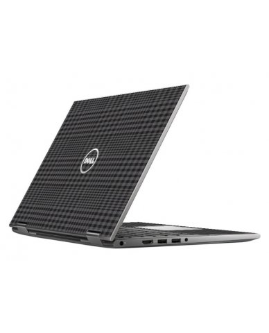 BLACK PLAID DELL INSPIRON 5368 SKIN